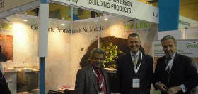 Maleki GmbH bei der ersten IFAT Messe in Indien